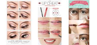 15 easy natural make up tutorials