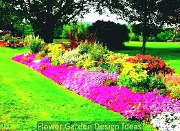 landscape design full sun perennials
