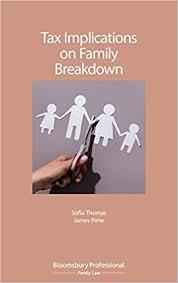 Amazon.com: Tax Implications on Family Breakdown (9781526512345 ...