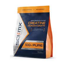 creatine monohydrate 500g sci mx x