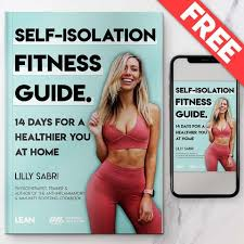 Free Workout Guides – Lean With Lilly