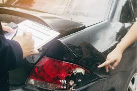 car crash report