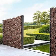Retaining Wall Types Gabion Baskets
