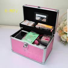 instock makeup box cosmetic storage aa