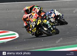 Mugello - ITALY, 30 May 2019: Italian Ducati Alma Pramac Team Rider Francesco  Bagnaia in action at 2019 GP of Italy of MotoGP on May 2019 in Italy Stock  Photo: 255288618 - Alamy