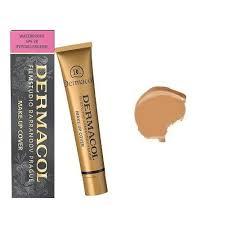 make up cover podkład kryjący kolor