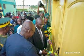 When Akufo-Addo promises; he delivers-Bawumia as he commissions projects  for Ghana Immigration Service – BestNewsGH.com   Compelling News on the go  24/7 All sides all angles