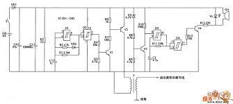 The Control Circuit Of Electric Fence Part 4 Automotive Circuit Circuit Diagram Seekic Com