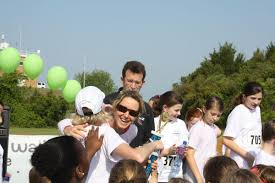 Run for Adela - Taking to the beach for those lost too soon ...