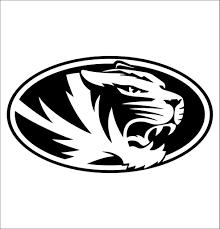 Missouri Tigers Decal North 49 Decals