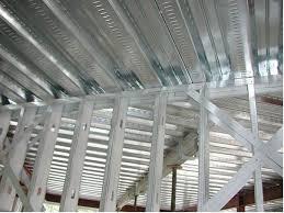light gauge steel construction light