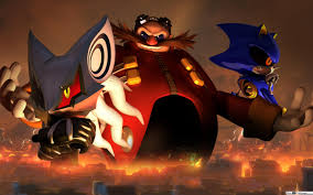 sonic forces doctor eggman hd