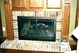 door handle replacement fireplace front