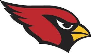 Arizona Cardinals Vinyl Die Cut Decal Sticker 4 Sizes