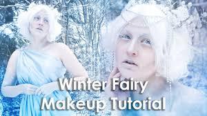 winter fairy makeup tutorial video