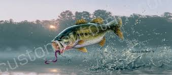 Fishing Rear Window Graphics Back Window Decals