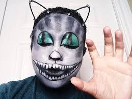 cheshire cat makeup jeph