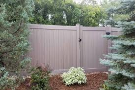 Vinyl Privacy Fences Northland Fence Highest Most Reviewed Fence Company