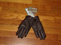 tags isotoner women s leather gloves