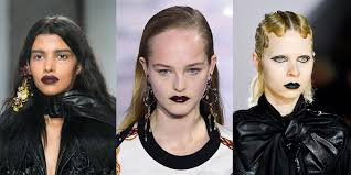 fall 2016 beauty trends from the runway