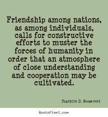 friendship quotes on canvas quotesgram