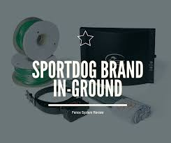 Sportdog Brand In Ground Fence System Review Wireless Fence Guide
