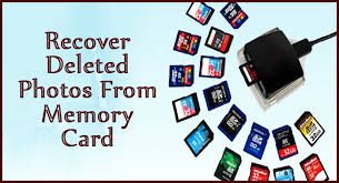 recover photos from corrupted memory