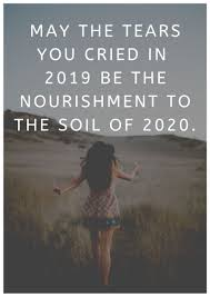 new year emotional quotes the tears you cried in be
