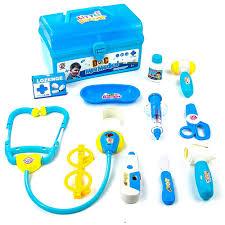 Trò chơi đóng vai bác sĩ Vai trò y tế Chơi đồ chơi cho trẻ em 3 4 5 6 tuổi