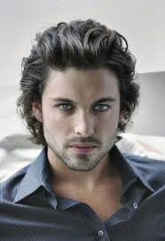top 21 curly hairstyles for men 2020