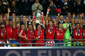 Bayern Munich vs. Borussia Dortmund, 2013 Champions League Final ...