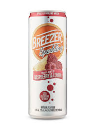 breezer sparkling raspberry lemon lcbo