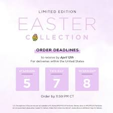 Limited Edition Easter 2020 Collection ...