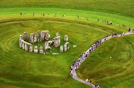 mystery of stonehenge involve pig fat