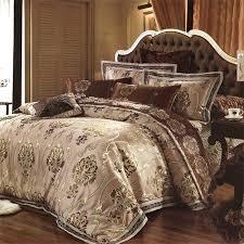cotton satin queen size bedding sets