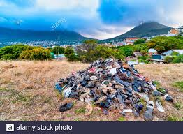 Discarded Shoes High Resolution Stock Photography And Images Alamy
