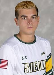 Aaron Martin - Men's Soccer - Siena College Athletics