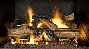 country split oak vented dual burner