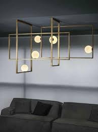 mondrian glass ceiling gineico lighting
