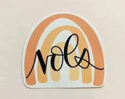 University Of Tennessee Decal Etsy