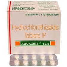 Is a Hydrochlorothiazide prescription drug