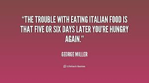 quotes about italian food quotes
