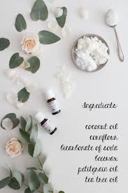 sofia clara natural deodorant recipe