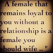 unloyal women quotes