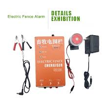 5 10 20km Electric Fence Solar Energizer Charger Controller Animal Horse Cattle Poultry Farm Shepherd Alarm Livestock Tools Fencing Trellis Gates Aliexpress