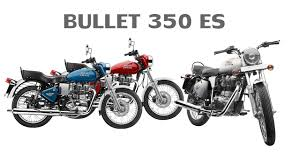 royal enfield bullet 350 standard vs