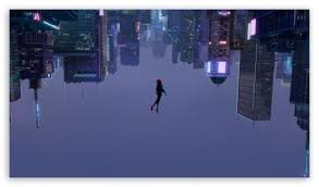 spider man into the spider verse ultra