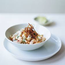 Vietnamese Squid And Prawn Salad With ...