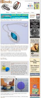 kelp forest necklace published in art