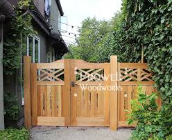 Colonial Wood Fence Panels 23